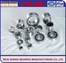 high load small sectional height NA series seal ring needle roller bearings with inner ring
