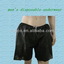 men's salon /spa /sauna boxer brief underwear