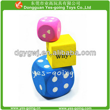 foam dice/new product/eva dice