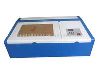 3020 40W Rubber Stamp Laser Making Machine