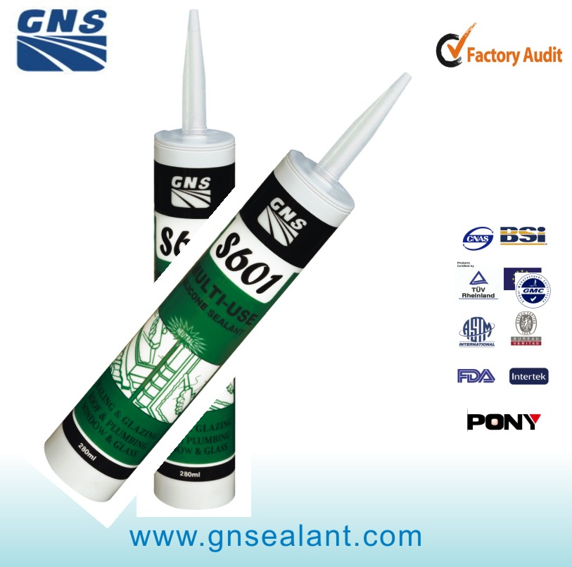 boss acetic cure underwater silicone sealant