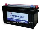 Largestar 12v 100Ah Pick-up/car/truck starting battery mf 95E41R