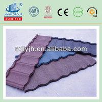 lightweight construction profiles stone coated galvanized sheet roof panel