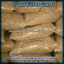 Find Clear clean Silica sand for your Pool Filter
