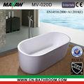 Japonês embebição banheira acrílica simples banheira de pés mv-020d