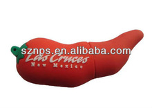 Factory Promotional Price PVC Red Chili Shape USB Memory/Cheapest USB Memory/USB Memory Direct