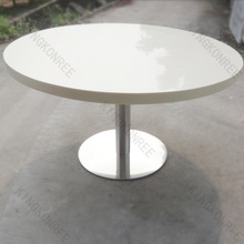 Solid Surface Table Tops, Big Round Table, Banquet Tables