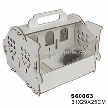 small animal luxury cage &house &home