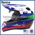 2013 nuevo diseño de la cruz casco, Divertidas de la motocicleta 2013 casco con buen color y reasonabe precio