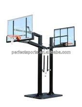 Inground Basketball Goal Posts