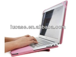 "Laptop PU case for MacBook Air 11"" 13"", PU leather laptop case for MacBook Pro 13"" 15"""