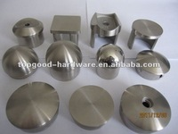 stainless steel bar end cap