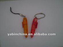2013 Fashion Plastic Laser Key Pen