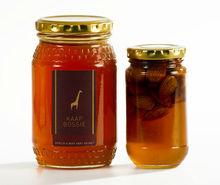 Kaap Bossie organic selected Honey