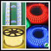 Led strip manufacturer NO need power supply 60/120/144 leds waterproof IP67 solar powered led strip lights