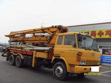 Kia Concrete Pump Truck 18-Ton
