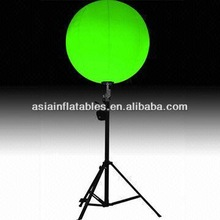 Inflatable Lighting Balloon/Inflatable Led Light With Stand