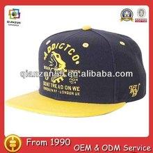 Flat Brim 75%Acrylic 15% Wool American Hip-Hop Caps And Hats