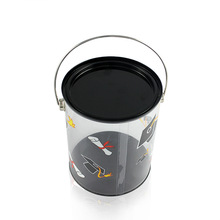 la cooperación blisshershey estrella en forma de caramelo caja de la lata