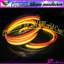 2014 World Cup:Germany fashion wristbands/buy custom wristbands/plain rubber wristbands(LFGB/FDA)