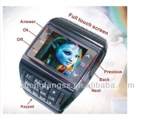 Hot China watch mobile phone EG200 Numberic Keypad + FM + Pinhole camera + 1.33 full touch screen + Quadband