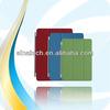 for ipad mini/2 smart cover case,single slim pu leather case
