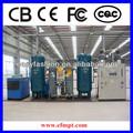 5~1000nm3/ h عالية النقاء مولدات غاز النيتروجين كهربائيات استخدام الصناعي