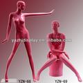 fibra feminino coloridas rosa sexy manequim baratos na venda