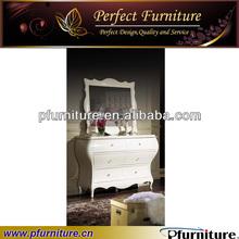 modern dresser with mirror CN120928