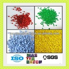 pvc color master batch for red/blue/yellow/green