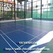 Indoor Futsal/Soccer/ Basketball/portable badminton flooring