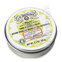 Aloe & Green Tea Hand & Cuticle Salve Aloe & Green Tea 2.1 OZ by J R Watkins