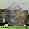 3-12mm maisondécor verre à motifs