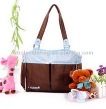 Korean Design Brand Diaper Baby Bag Wholesale Brand Baby Mother Bag