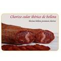 De bellota- alimenta embutidos ibéricos( chorizo)