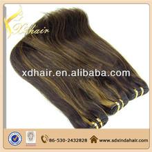 Exclusive distributor 100 human hair weave brands