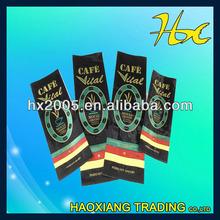 white kraft bag/brown kraft paper bags for tea or coffee