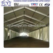 2013 large hot sale china aluminium tent hall