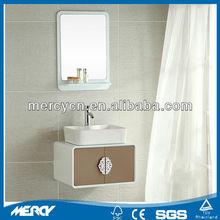Vanity Top Washbasin PVC+Ceramic Vanity Top Washbasin