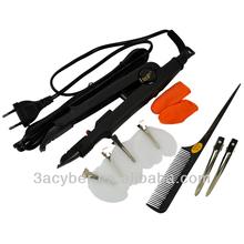 Flat Plate Hair Extension Tool Set EU Plug