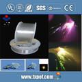 Fibra óptica de plástico, 0.75 mm de diâmetro, Brilho final