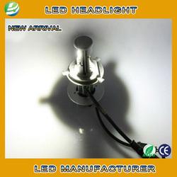 NEW h4 h7 9005 9006 12v-24v 1800lm bi xenon led headlights for vw passat b7