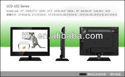 LCD TV, 15 inch LCD Television, HDMI/VGA/AV/TV/S-Terminal