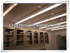 600mm 1200mm 1500mm Teardrop Cleanroom Light Fittings / dust proof fluorescent light fixture / tear drop light