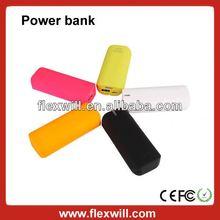 Flexwill power bank 2013 OEM New Portable 6600mAh Universal Emergency Waterproof for power bank ic