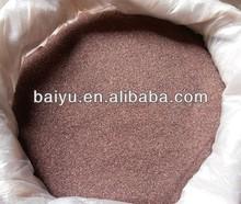Grade A-Brown Aluminum Oxide ,sandblasting media
