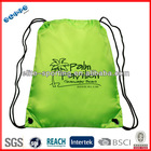 fashional custom designer durable wholesale draw string sports bags for promotional backpack