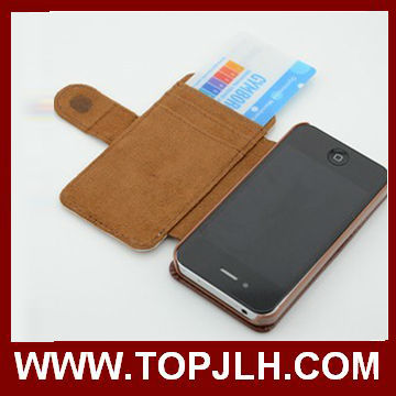 custom leather phone case for iphone 5
