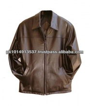 Pakistan Newest Design Fashion Leather Jacket