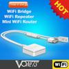 2014 Christmas gift VONETS VAR11N wifi bridge wireless router dreambox wifi bridge